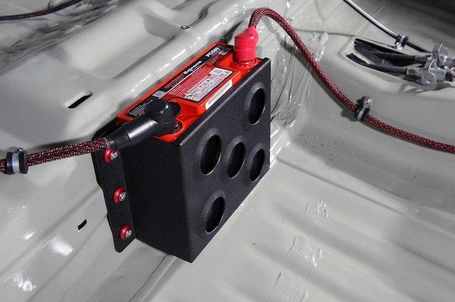 The Hows And Whys of Battery Relocation - Garage Tech
