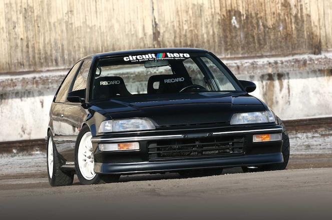 1988-Honda-Civic-Hatchback-JDM-SiR-Front-End-01
