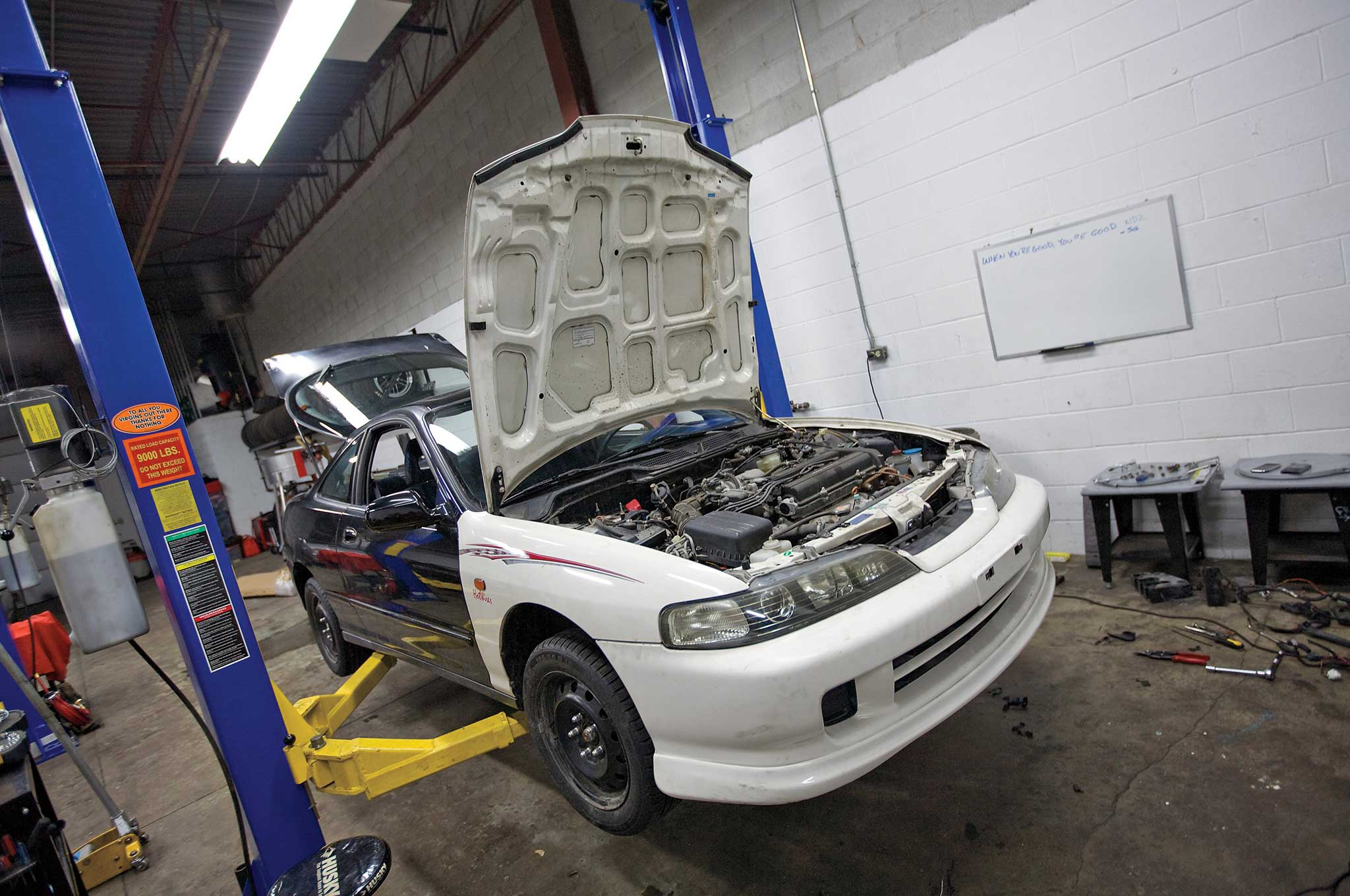 Giving Your Dc2 Integra A Jdm Front End
