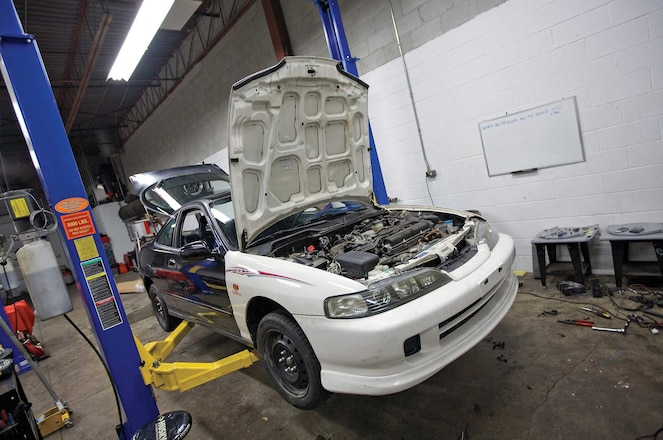 Front-End Surgery: Giving Your DC2 Integra a JDM Nose Job