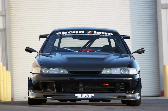 2001-Acura-Integra-Type-R-JDM-ITR-Front-End