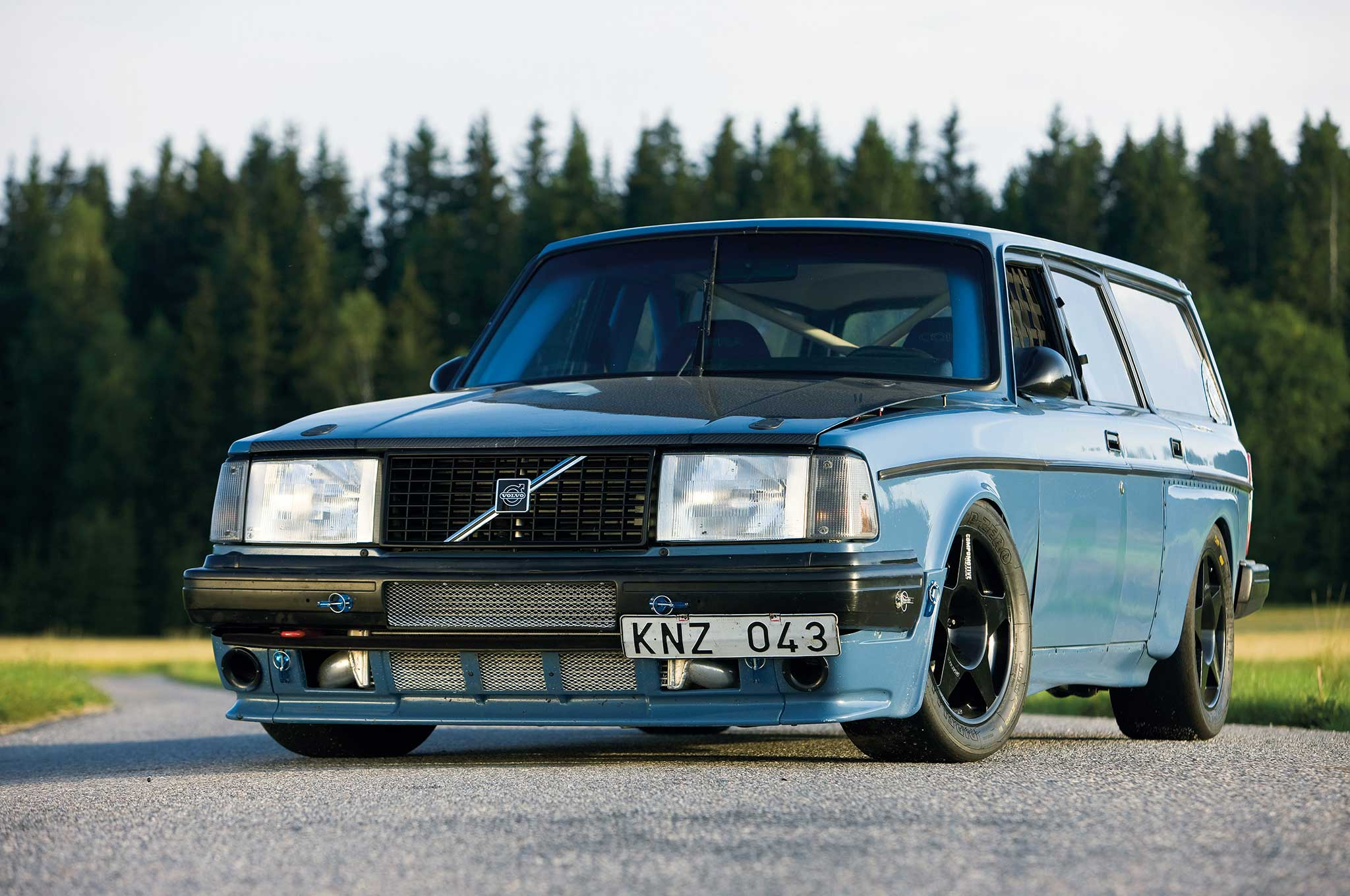 1981 Volvo 245 Dl Race Wagon
