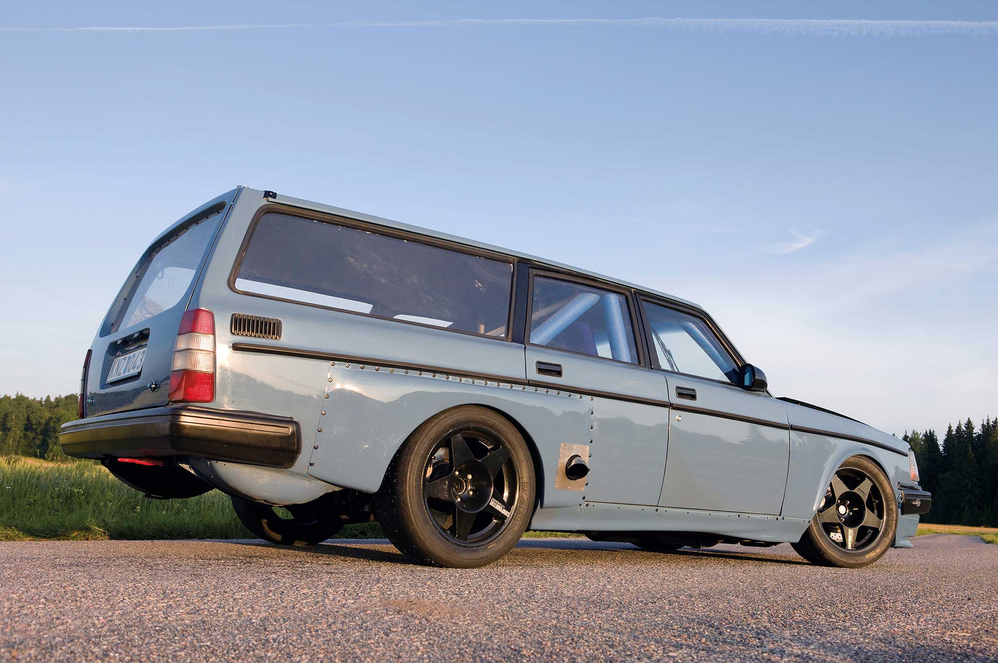 1981 Volvo 245 Dl Race Wagon