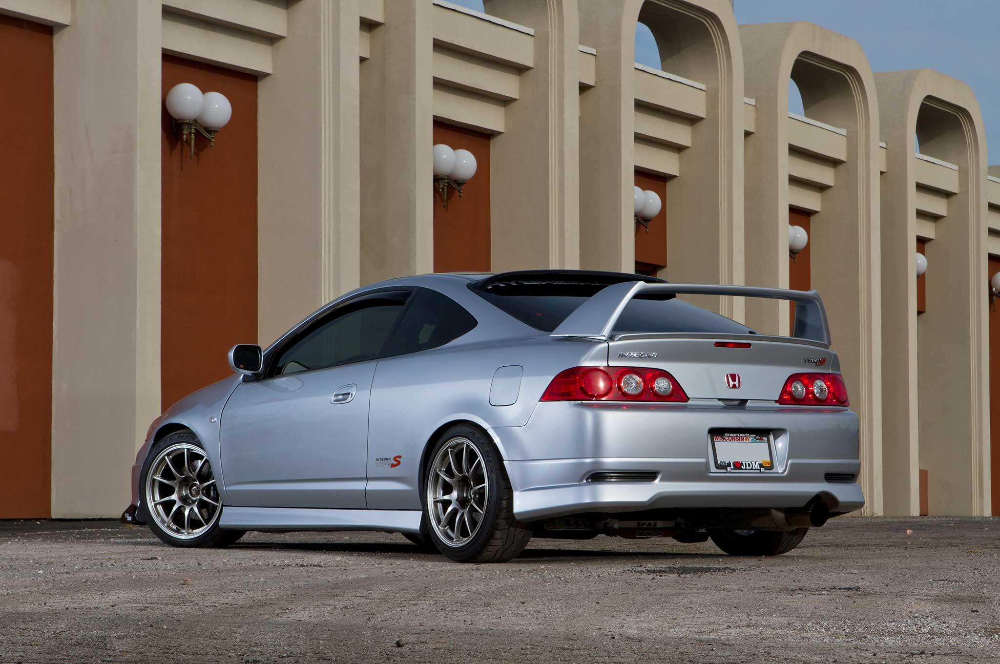 2005 Acura Rsx Type S The Miracle Build Honda Tuning Magazine