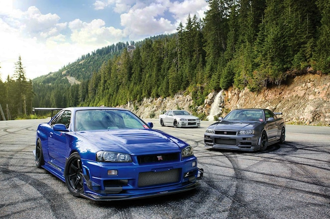 Top-10-Nissan-Skyline-GT-Rs
