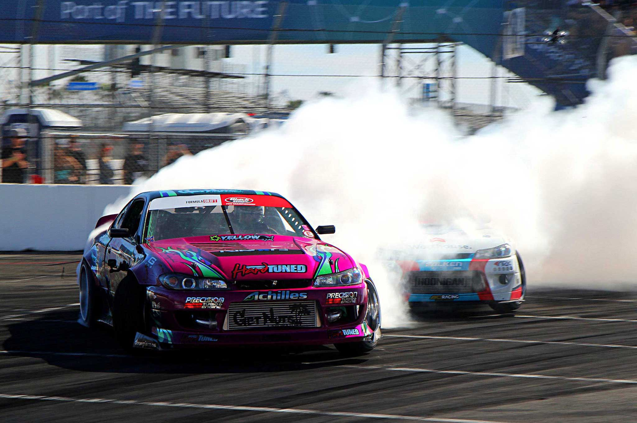 10 Keys To Building A Competitive Drift Car