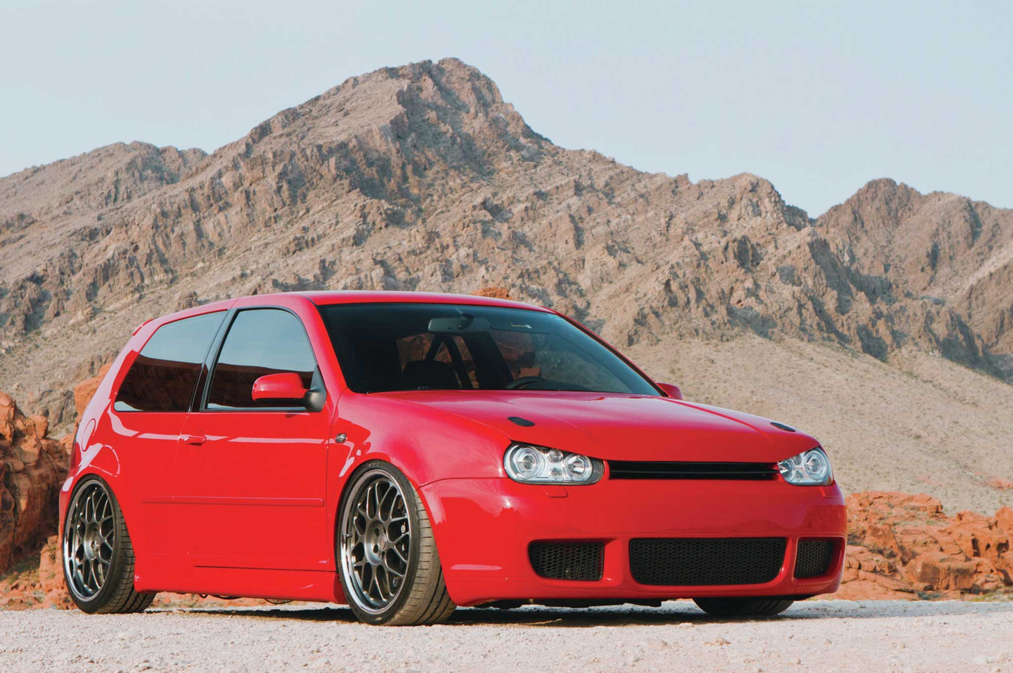 Everything You Need To Know About The Vw Golf Mk4 R32