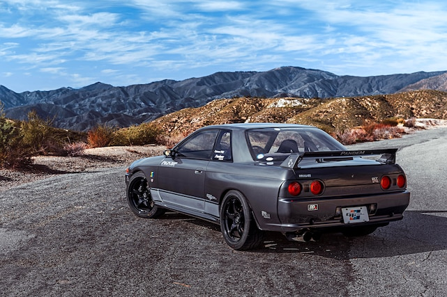1991 nissan skyline gt r r32 sweet dream are made of these super street