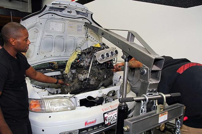 1995 Honda Odyssey LX Rebuild - Part 1