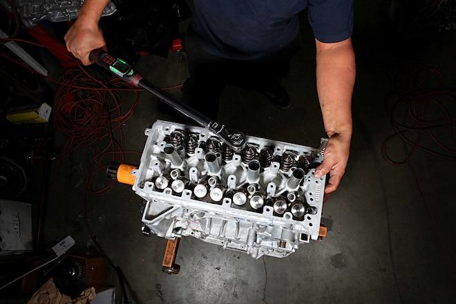 Project K24 Pt. V - Engine Assembly
