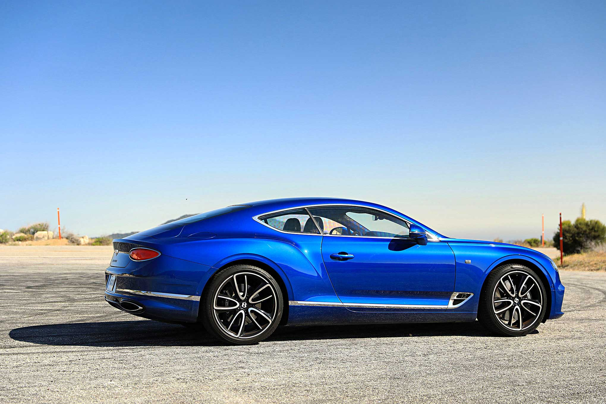 On The Road 2019 Bentley Continental Gt