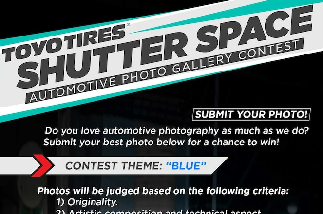 2019 Shutter Space Photography Contest Announced