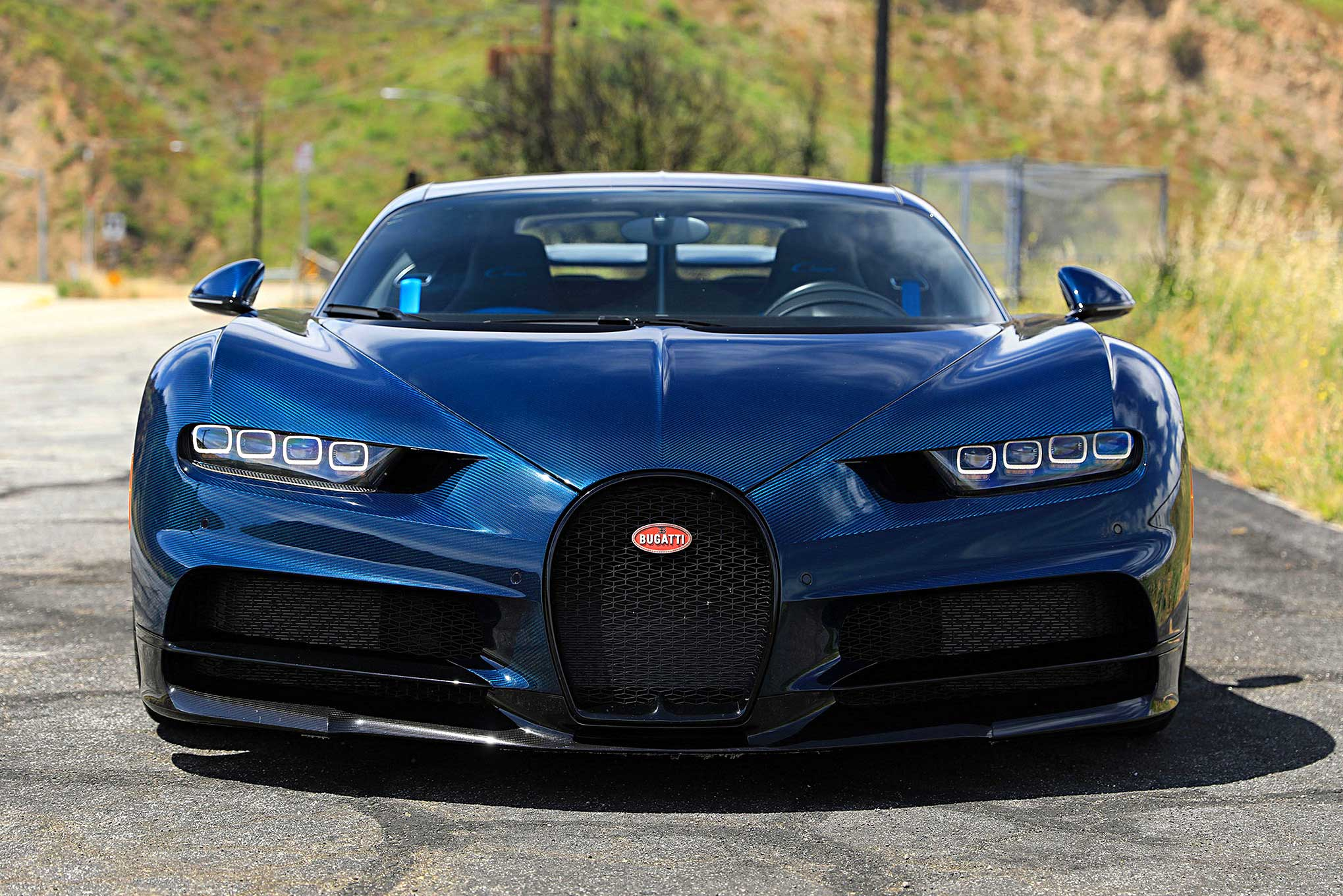 On the Road: Bugatti Chiron