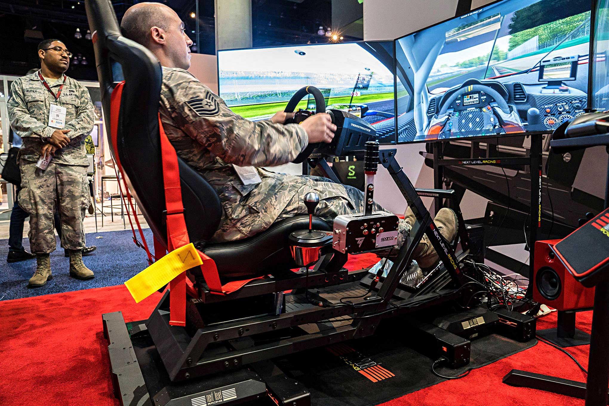 $20k Racing Simulator Breakdown