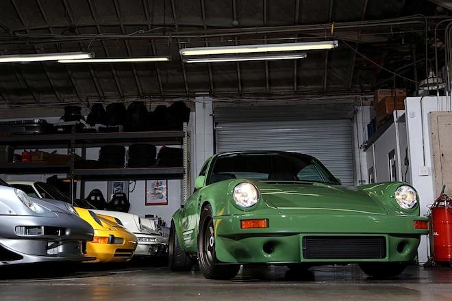 1982 Porsche 911 SC - Green With Envy