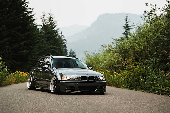 2000 BMW 323i Touring - The Wagon Factor