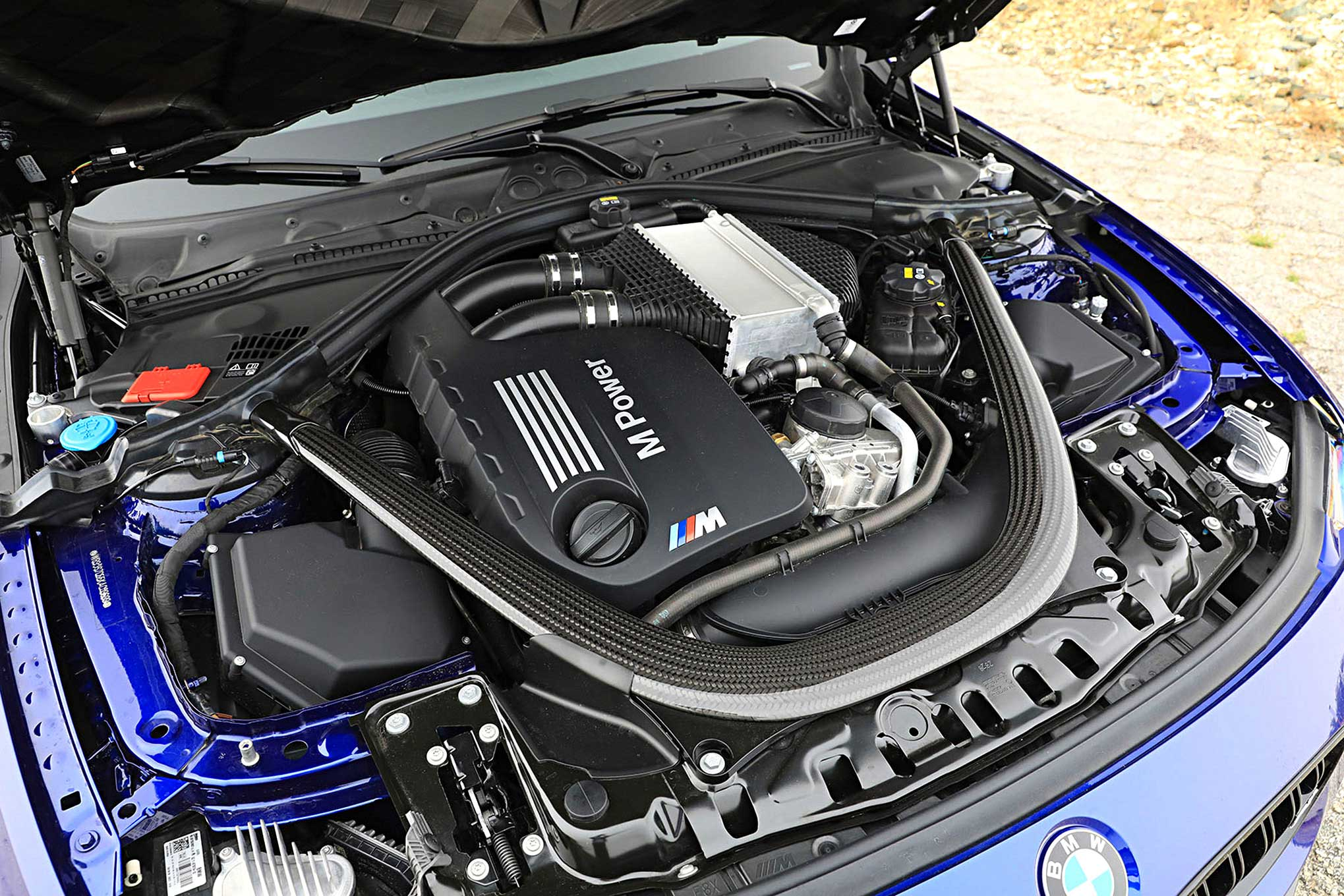 BMW M4 Engine >> On The Road 2019 Bmw M4 Cs