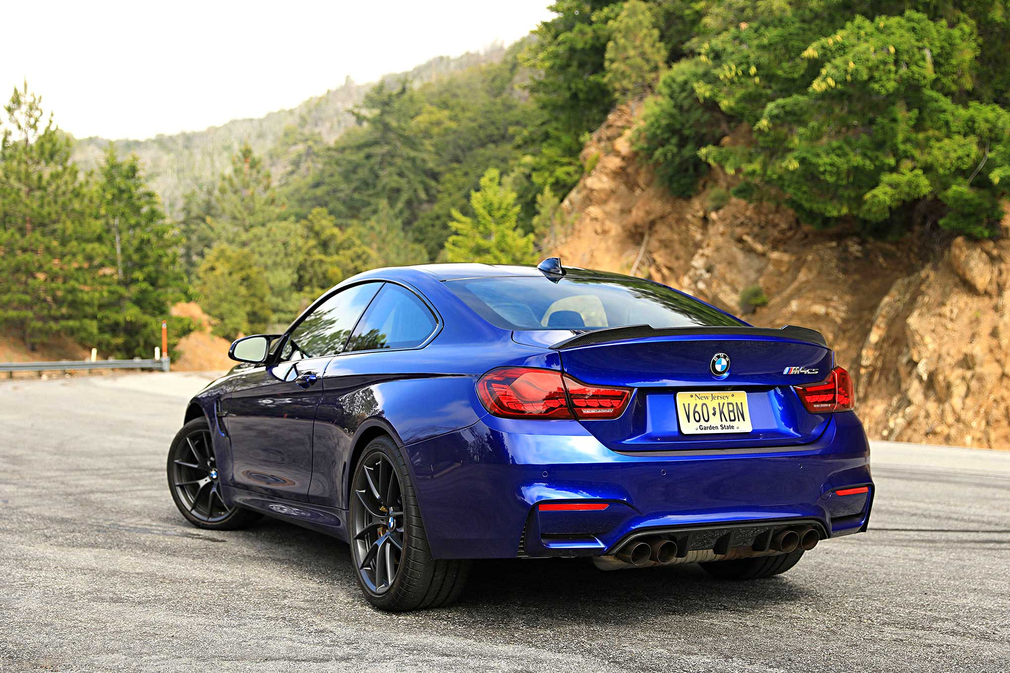 On The Road 2019 Bmw M4 Cs