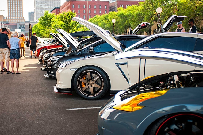 Events: Import and Domestic car shows