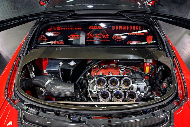 Jeff-Nguyen-1991-Acura-NSX-Engine-Bay