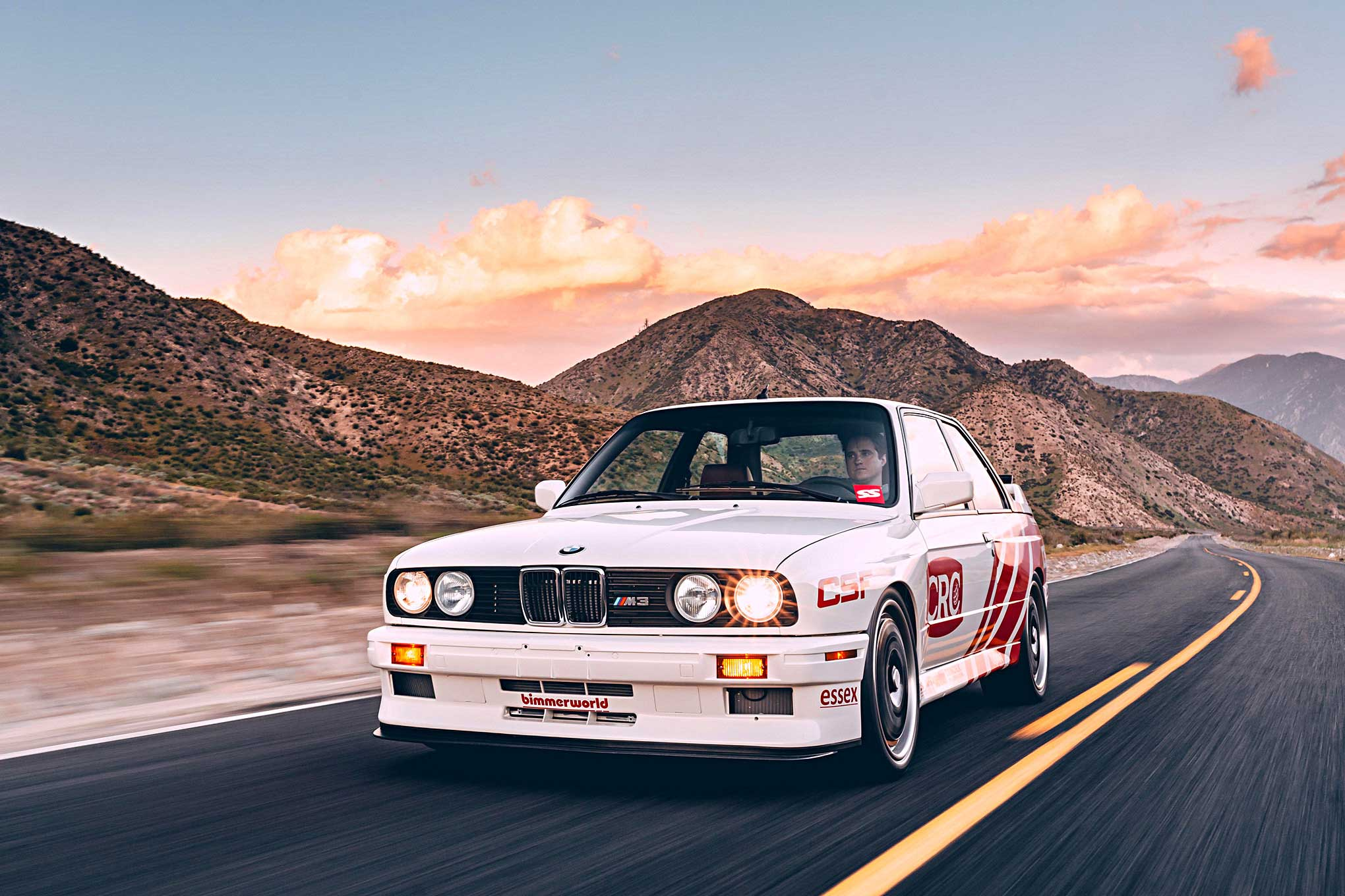 1988 Bmw M3 The Ultimate Student Project