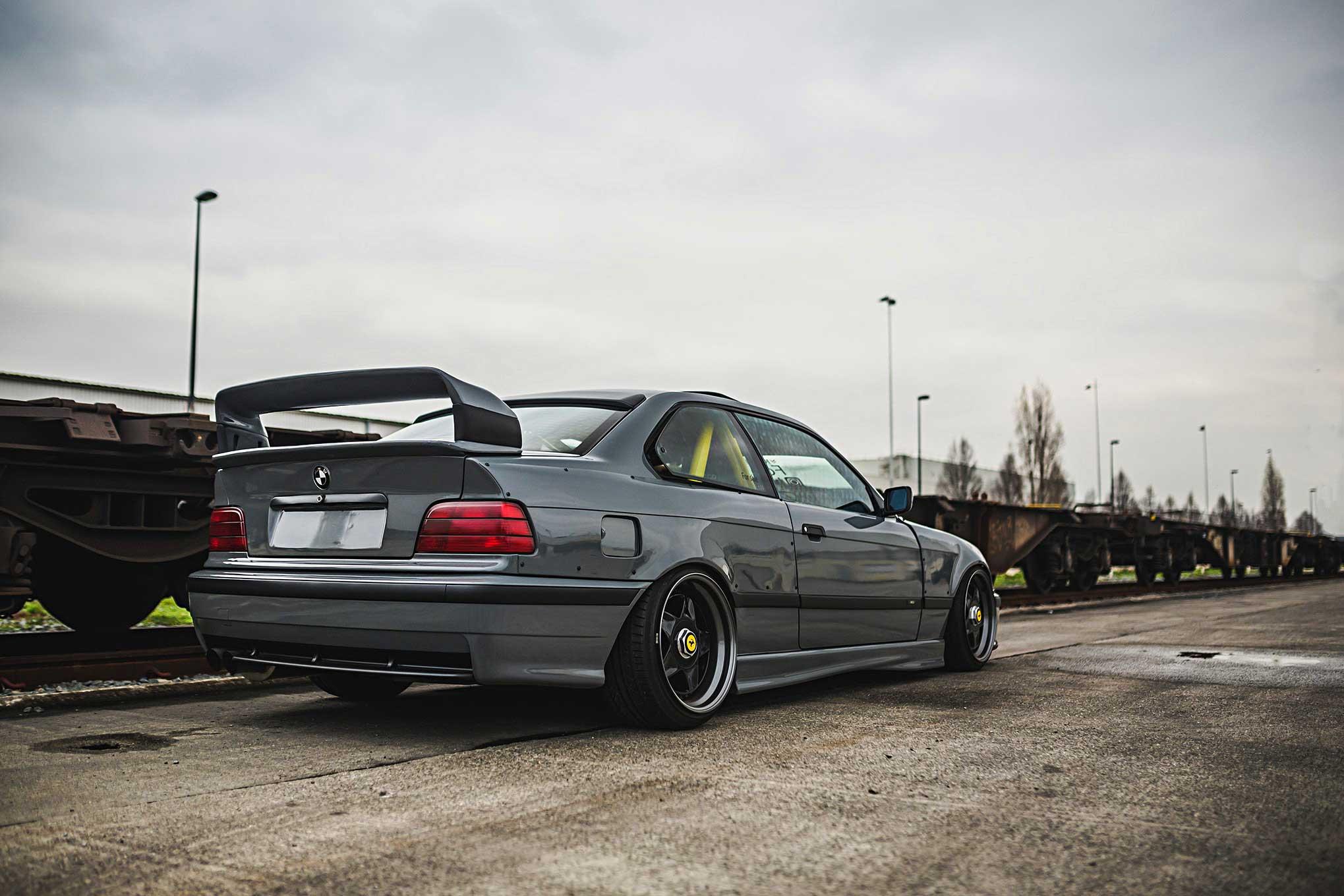 1992 Bmw 320i Too Nice To Drift