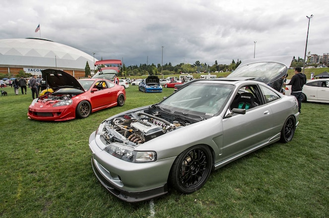 Super Street Network Import And Domestic Street Racing Cars