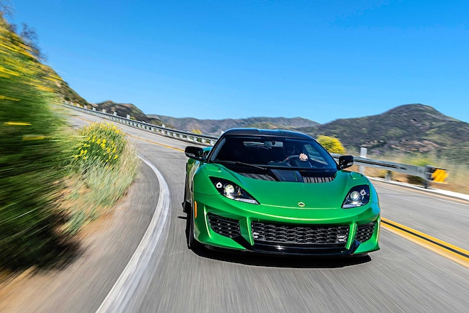 On the Road: 2020 Lotus Evora GT