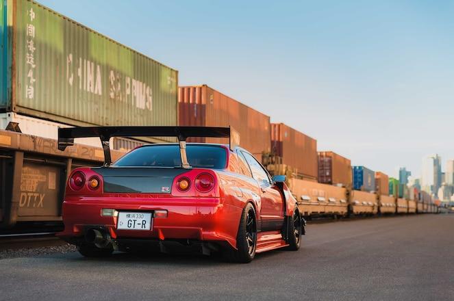 1999-Nissan-Skyline-GT-R-V-Spec-Rear-Bumper