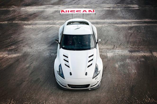2009 Nissan 370Z - Taming the White Dragon