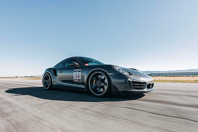 2014 Porsche 911 - If You Can't Take the Heat, Get Out the Kitchen!