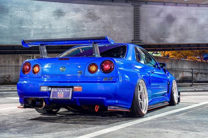 2000-Nissan-Skyline-GT-R-Kansai-Rear-Underspoiler