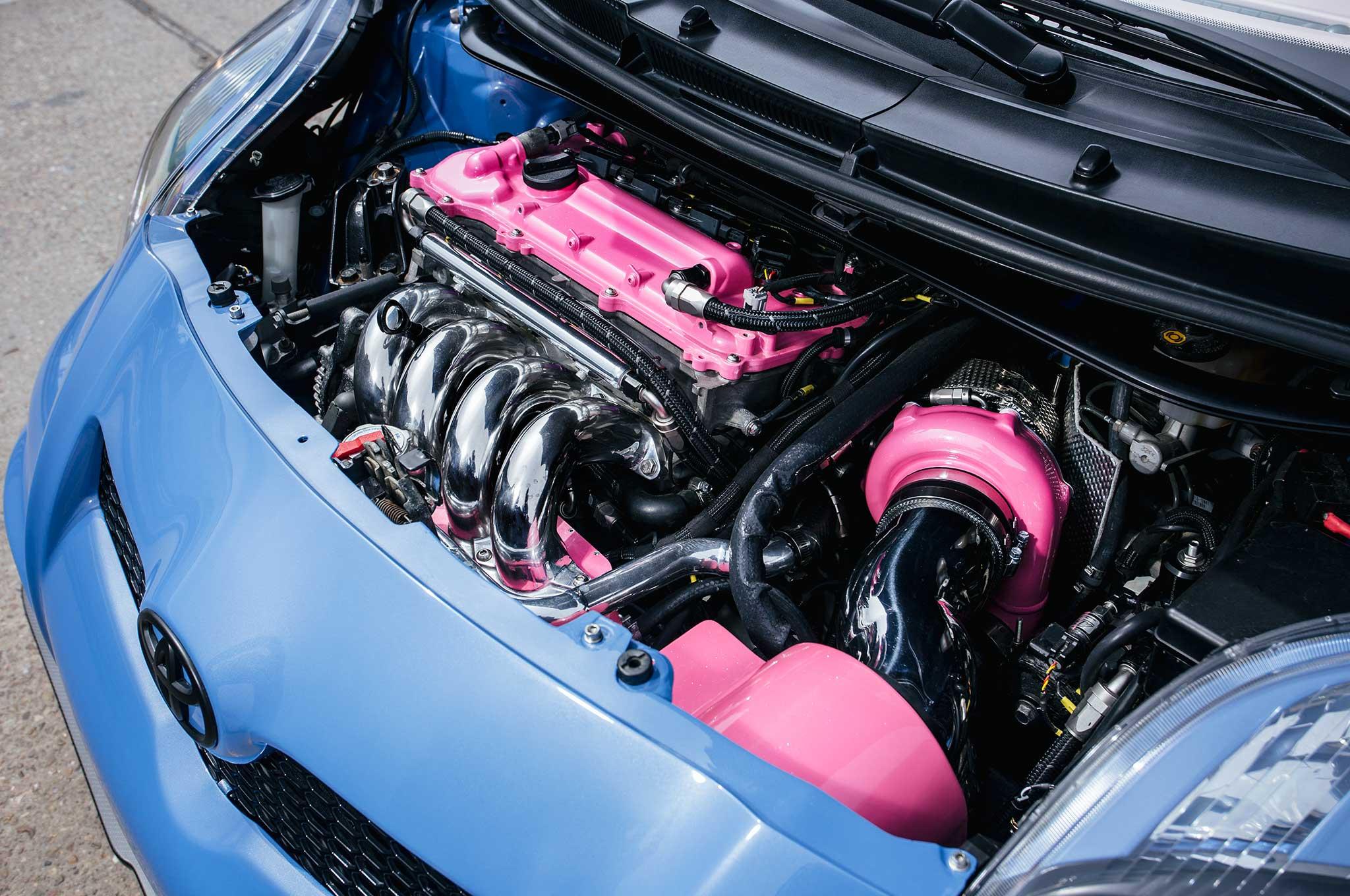 [DIAGRAM_5UK]  2007 Toyota Yaris - Ain't No Joke | 2007 Toyota Yaris Engine Diagram |  | Super Street