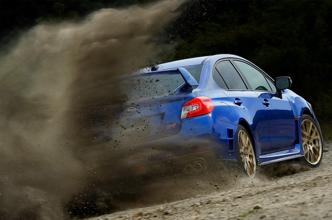 Subaru WRX STI EJ20 Final Edition Closes Book on EJ Engine Family