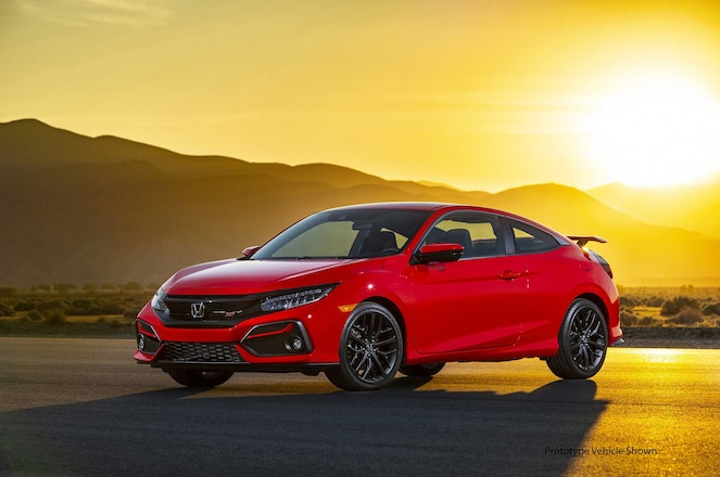 2020-Honda-Civic-Si-Coupe-driver-side-front-view-01