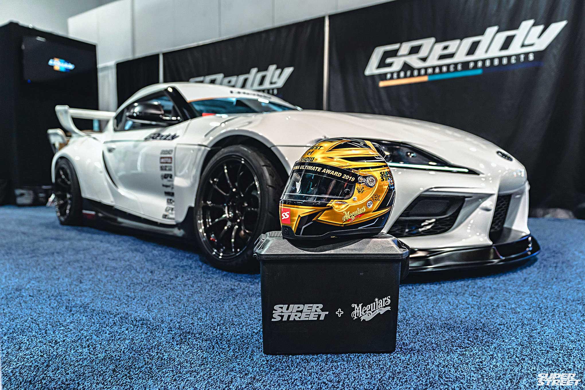 Sema Car Show >> A90 Supra Wins Best Of Show 19 Ss Sema Ultimate Award
