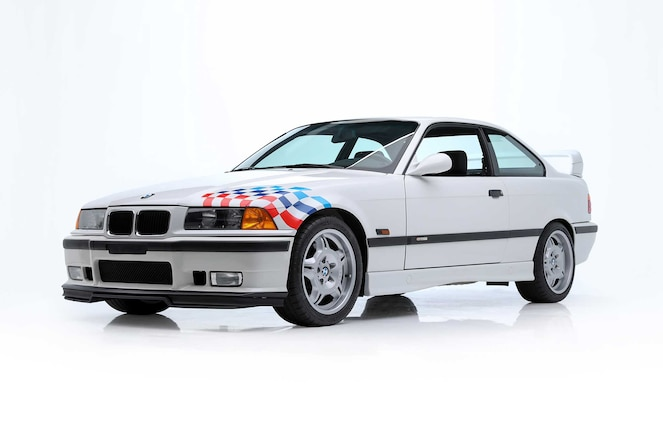 Paul-Walker-Collection-1995-BMW-M3-E36