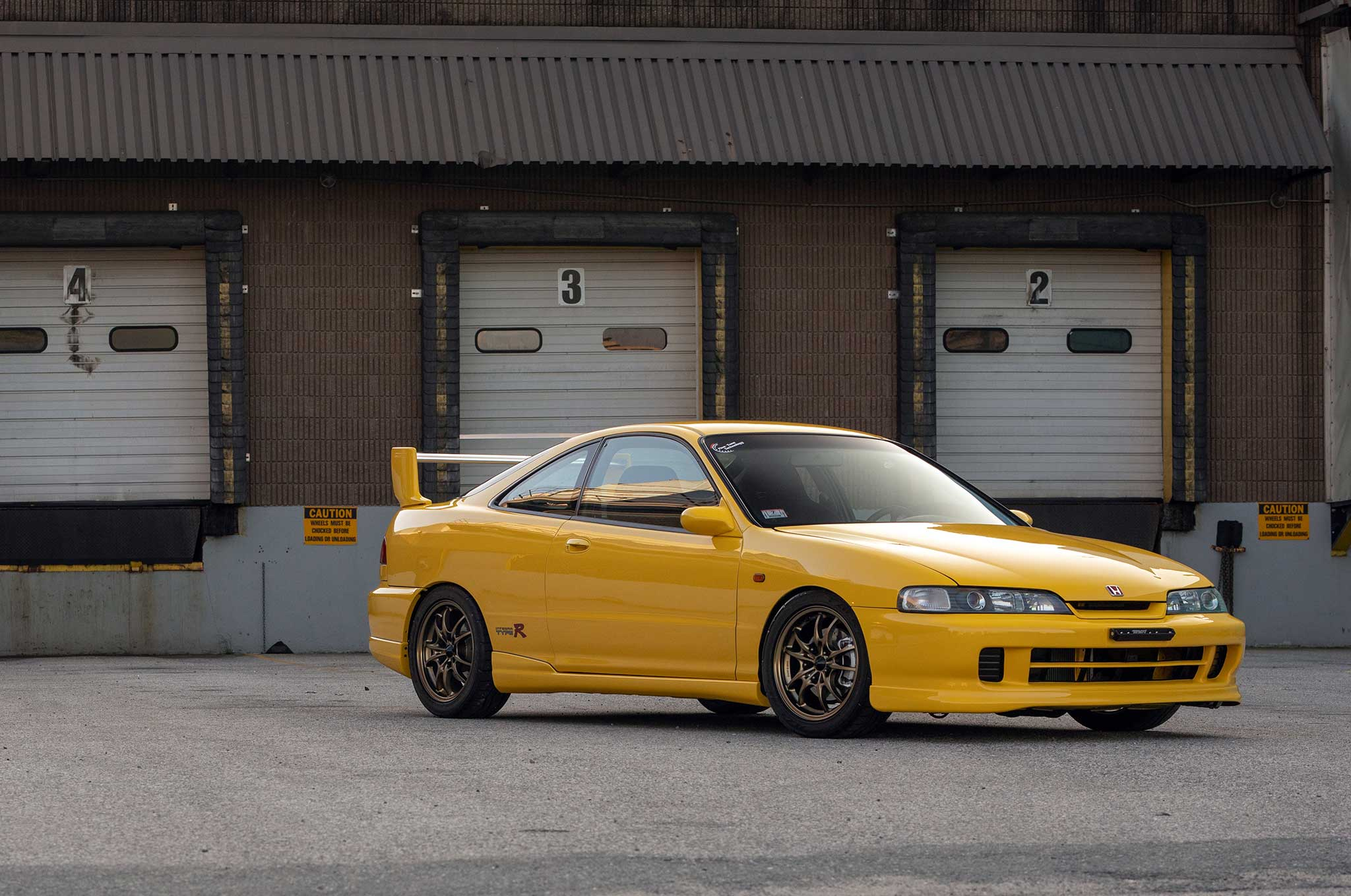 2000 Acura Integra Type R Quality Over Quantity