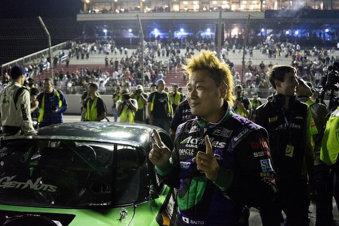 Daigo Saito Planning Return to Formula DRIFT