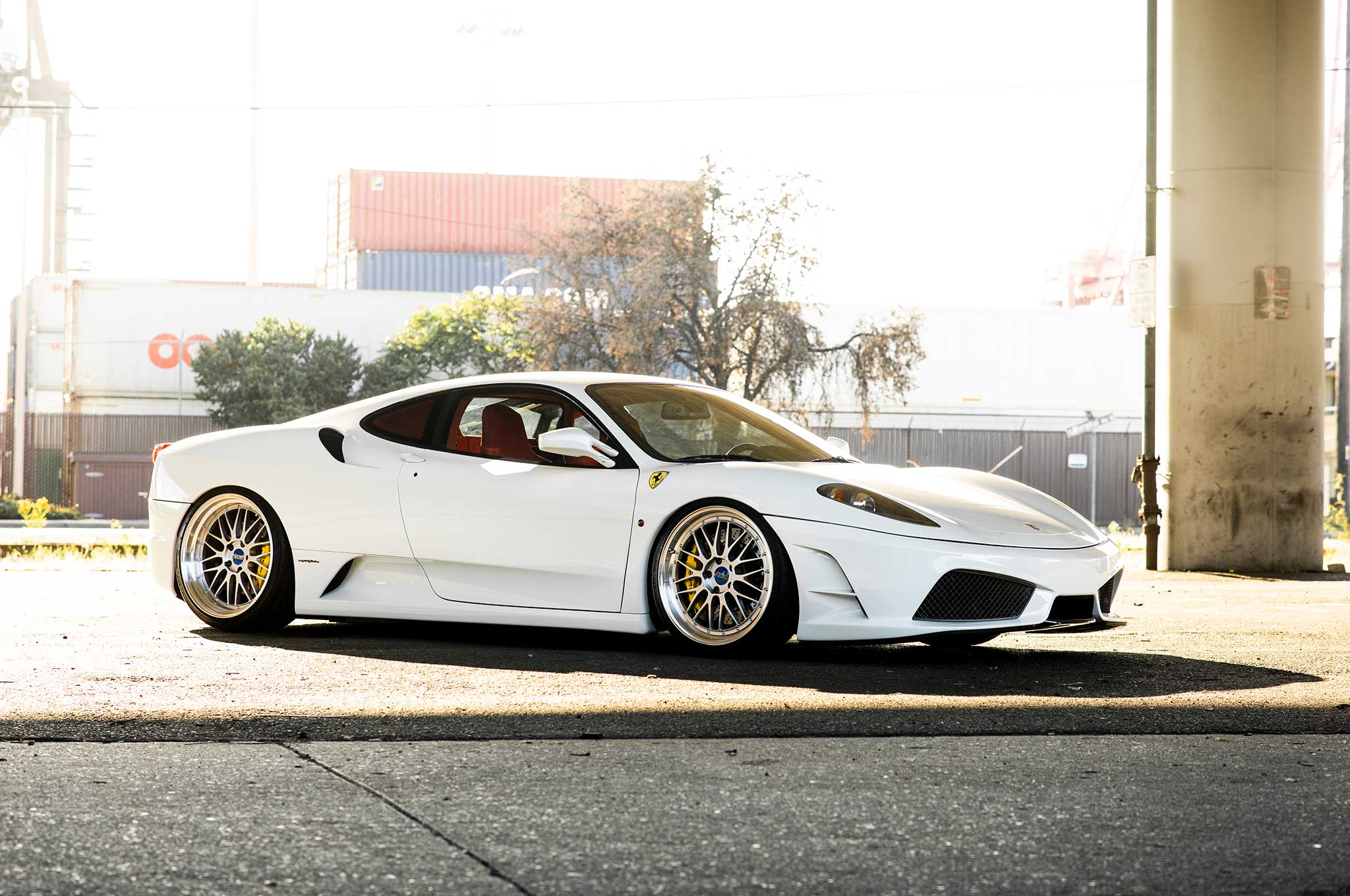 2005 Ferrari F430 The Best Looking F430 Courtesy Of Air Ride Bbs Lms Amp More