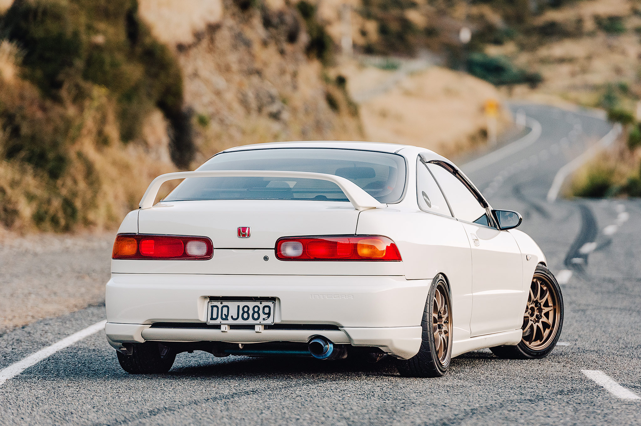 Toda B Series Dc2 Integra Type R