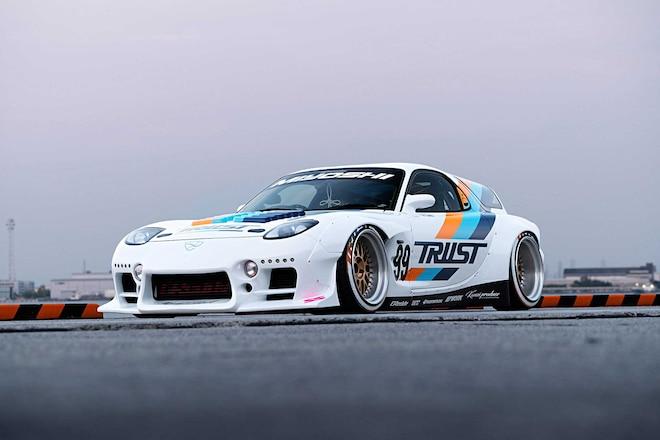 2000-Mazda-RX-7-Type-RZ-Custom-Front-Bumper