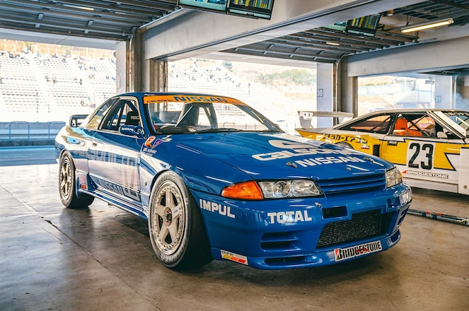 Nissan Skyline Photo Gallery from the 22nd Annual NISMO Festival