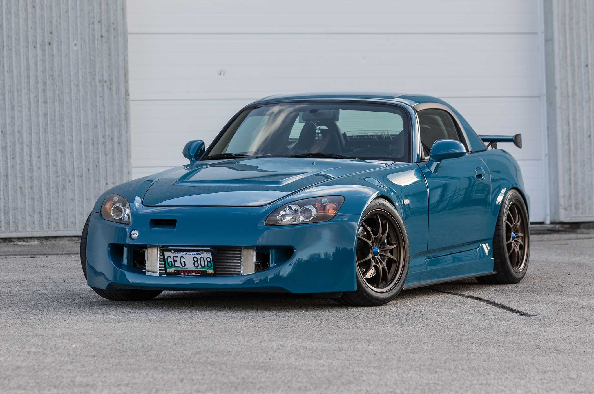 Laguna Seca Blue Mugen Turbo S2000