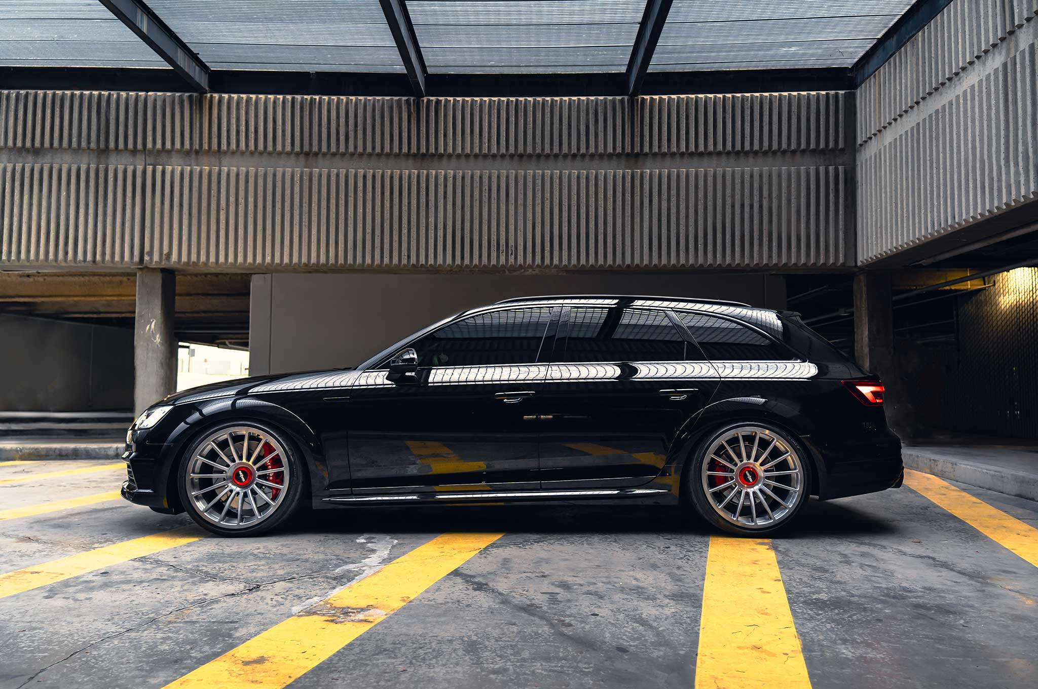 Audi Allroad Turbo S4 Engine Swap