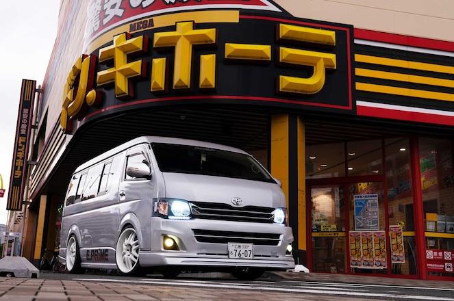2005-Toyota-HiAce-Eruo-Spec-Front-Spoiler