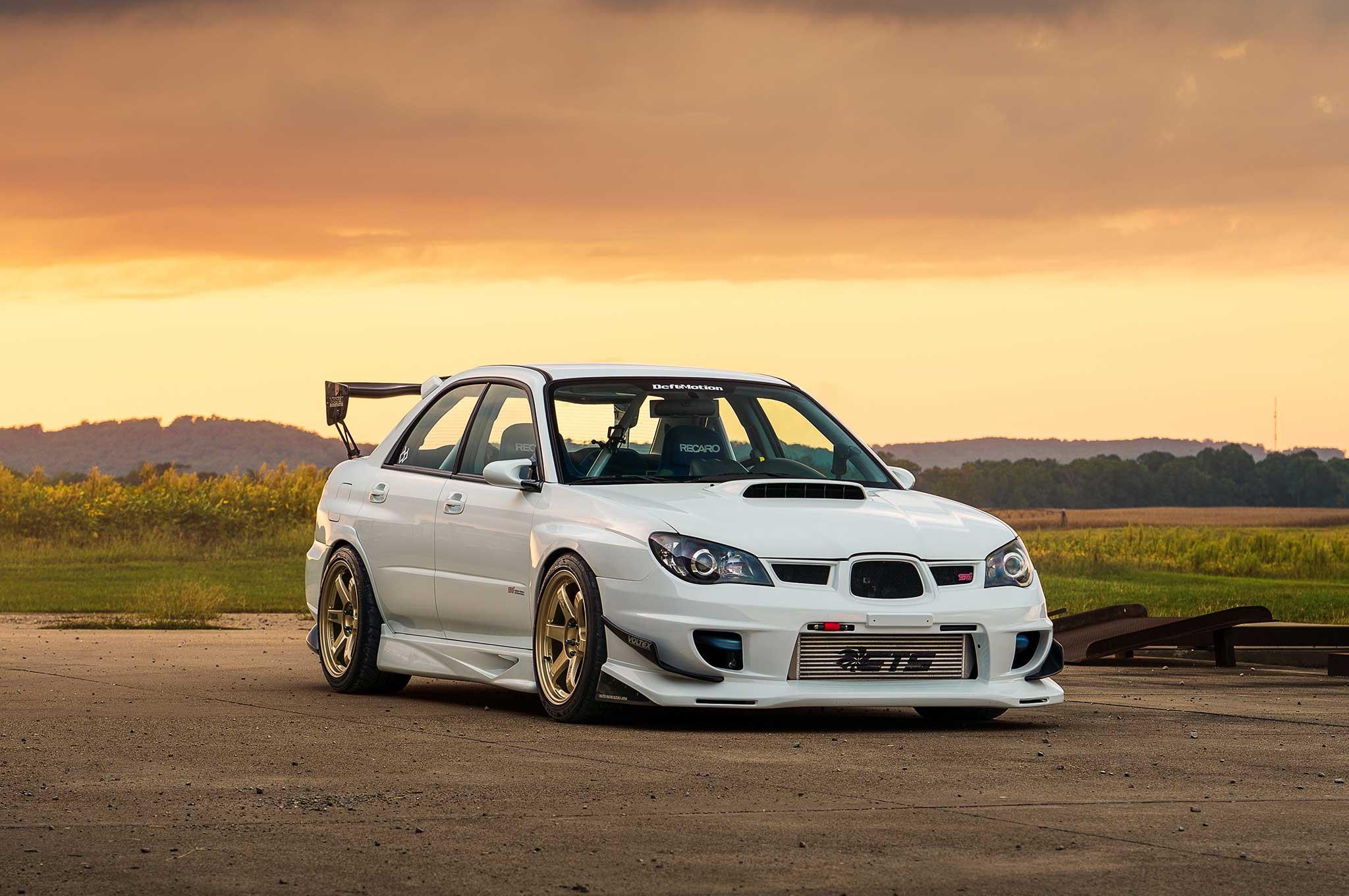 Voltex Subaru Wrx Sti Turbo