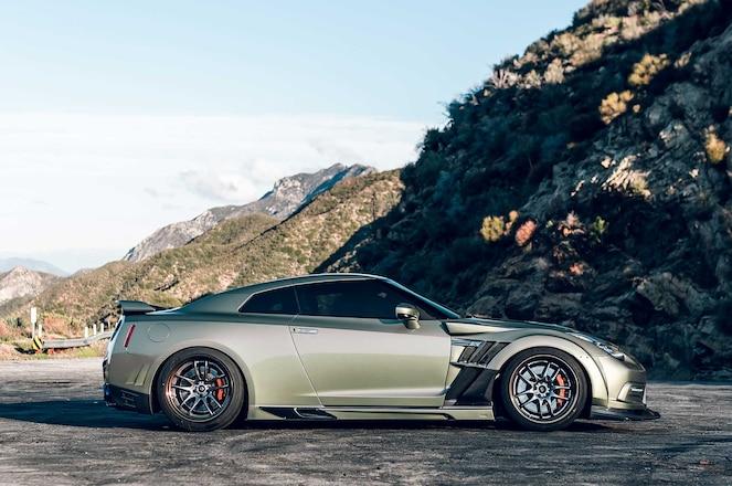 2013-Nissan-GT-R-Work-Emotion-CR-Wheels