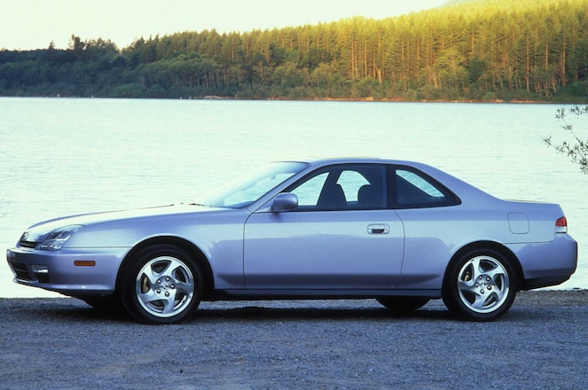 Honda-Prelude-History-And-Facts-5th-Gen-Prelude-Driver-Side-View