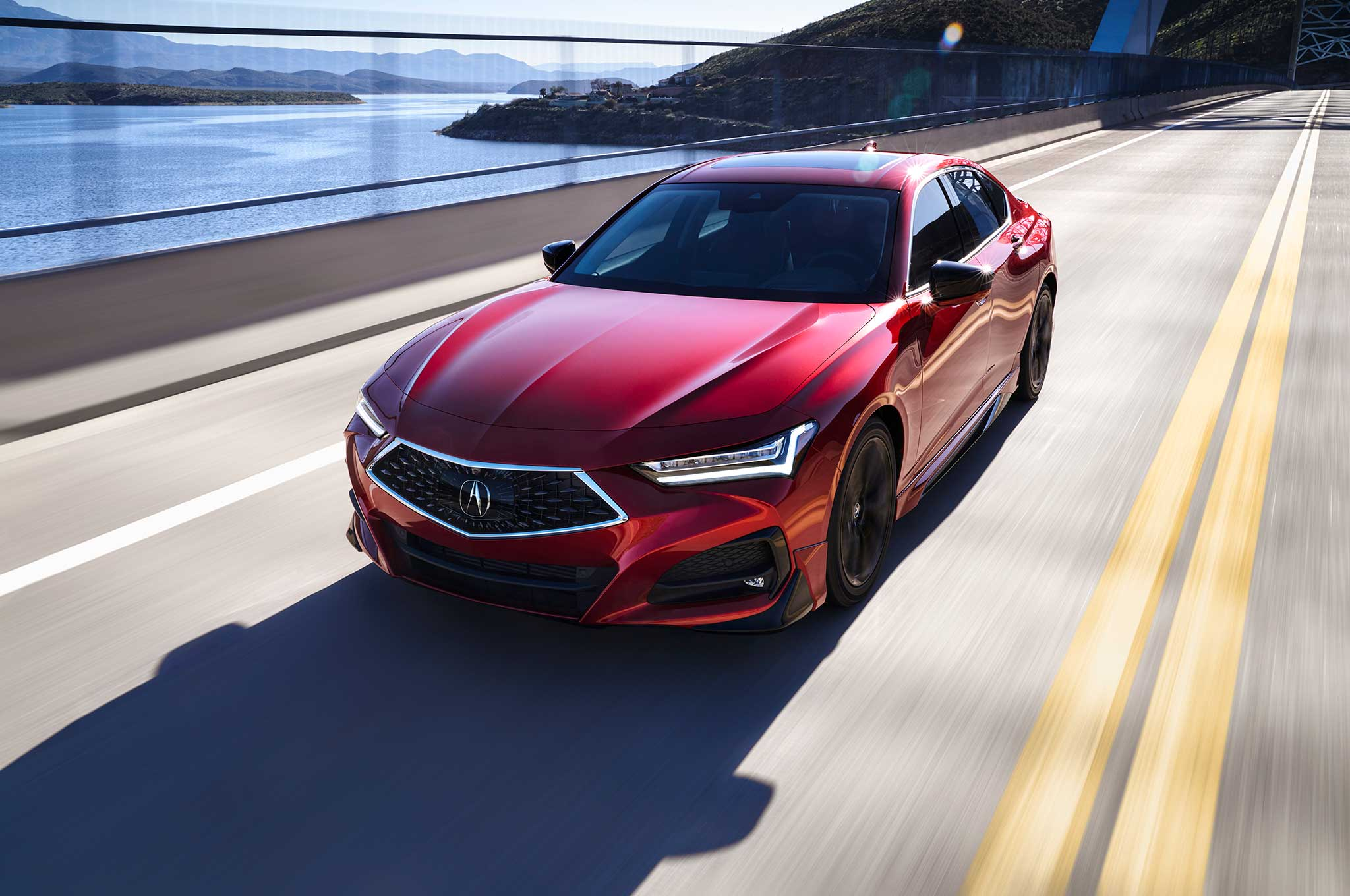 2021 Acura Tlx And A Return To Form With Type S Performance